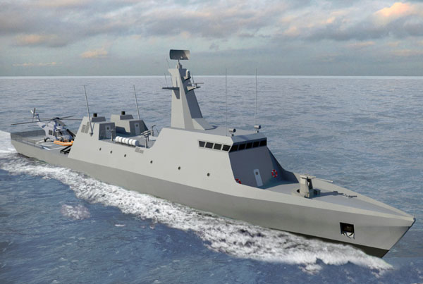 Resultado de imagen para Israel Shipyards + OPV