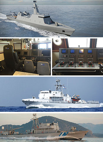 Resultado de imagen para Israel Shipyards Ltd + OPV
